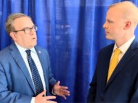 EPA Administrator Andrew Wheeler speaks with Breitbart News's Sean Moran at CPAC 2019.