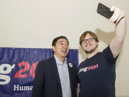 2020: Andrew Yang Mocks Media for Insisting Trump Won Due to 'Russia,' 'Racism,' 'Sexism'