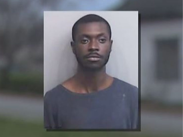 Suspected Intruder in Atlanta, Georgia.