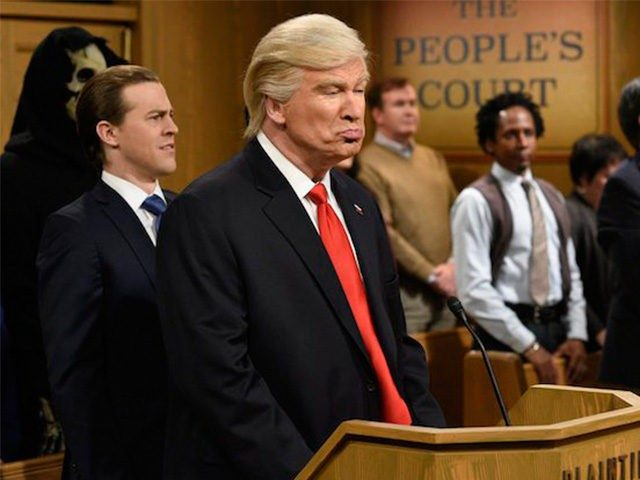 President Butthurt Calls For FCC To Investigate SNL