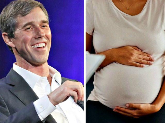 Beto, Pregnant Woman Kathy Willens AP