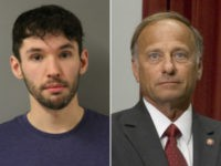 Colorado Man Accused of Throwing Water on Rep. Steve King