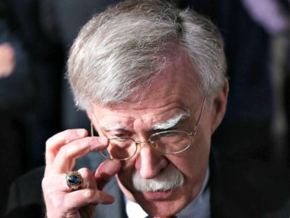 Exclusive — John Bolton: China Could 'Hold the Key' to North Korea Denuclearization