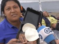 Caravan migrant
