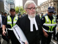 Robert Richter QC, lawyer for Cardinal George Pell, leaves the Melbourne County Court on March 13, 2019 in Melbourne, Australia. Cardinal George Pell was remanded in custody on 27 February following a pre-sentence hearing. Pell, once the third most powerful man in the Vatican and Australia's most senior Catholic, was …