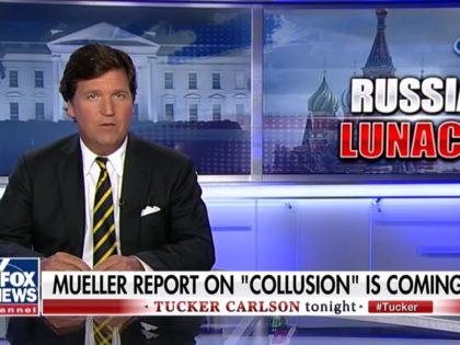 Tucker Carlson on FNC, 3/22/2019