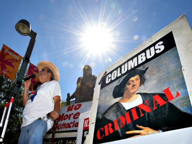 Columbus Day, Indigenous People's Day