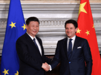 Conte Signs Up to Communist China's 'Belt and Road' Initiative