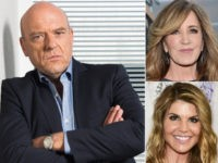 Dean Norris on admissions scandal - collage.