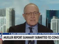 Alan Dershowitz on FNC, 3/24/2019