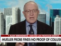Dershowitz Decries Mueller's Hedge on Obstruction — 'That's Good for a Law Review Article'