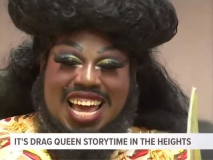 Nolte: Houston Library Allowed Sex Offender to Read to Kids During Drag Queen Storytime