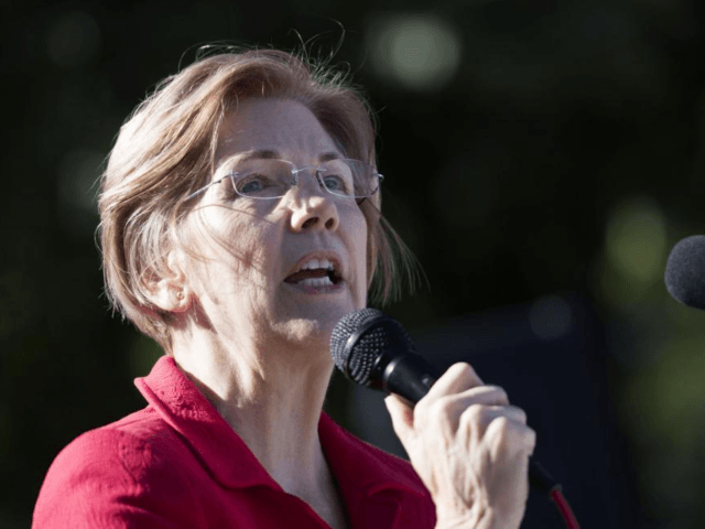 Sen. Elizabeth Warren, D-Mass., announced her 2020 presidential bid Saturday. File Photo by Kevin Dietsch/UPI