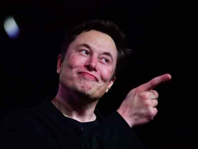 Elon Musk CEO of Tesla