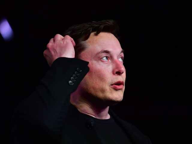 Elon Musk at Model Y announcement