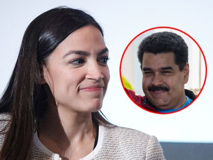 Ocasio-Cortez Dodges Question on Whether She Denounces NicolÃÆ'̉ہ¡Ãƒâ€šÃ'Â¡s Maduro