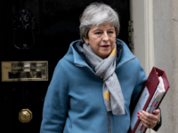 Watch Live: UK Prime Minister May Addresses Nation on Brexit Crisis