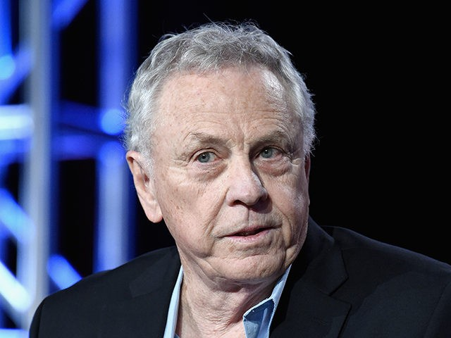"PASADENA, CA - JANUARY 07: Founder, Southern Poverty Law Center, Morris Dees of ""Hate in America"" speaks onstage during the Discovery Communications TCA Winter 2016 at The Langham Huntington Hotel and Spa on January 7, 2016 in Pasadena, California. (Photo by Amanda Edwards/Getty Images for Discovery Communications)"