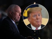 Ex-Biden Chief of Staff: Trump 'Subhuman' for Attacking McCain