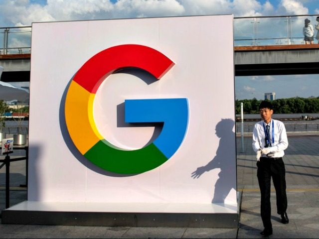 Google China Johannes EiseleAFPGetty Images