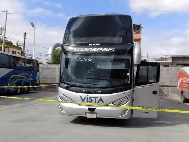 Hijacked Bus