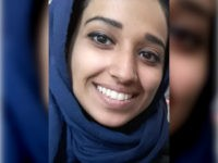 Undated photo of Hoda Muthana provided via AP by Attorney Hassan Shibly.