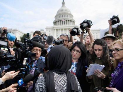 Ilhan Omar (Brendan Smialowski / AFP / Getty)
