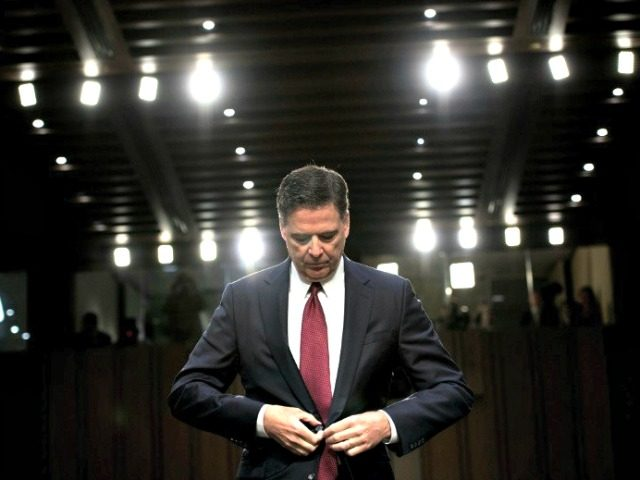 James Comey, FBI
