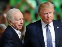 Exclusive: Joe Lieberman Thanks Trump for Call to Recognize Golan Heights as Israeli Territory