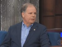 Doug Jones to Trump on Economy: 'Get These Trade Wars Over'