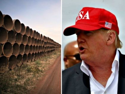 Keystone XL, Trump