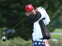 Donald Trump Golfs with Kid Rock After Mueller Report Conclusion