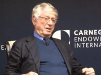 Ted Koppel at the Carnegie Endowment for International Peace, 3/7/2019