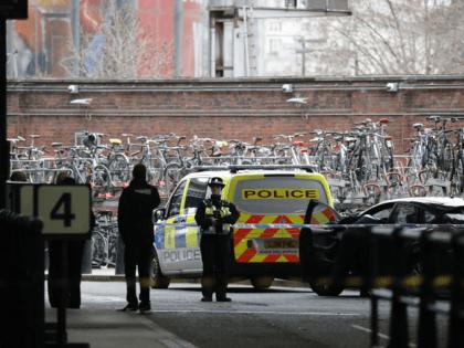 London Police Waterloo