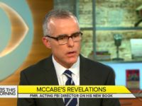 Former Deputy FBI Director Andrew McCabe on CBS, 3/1/2019