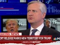 Meacham: Mueller Report 'Will Shape Who We Are for at Least Two Years, Six Years'