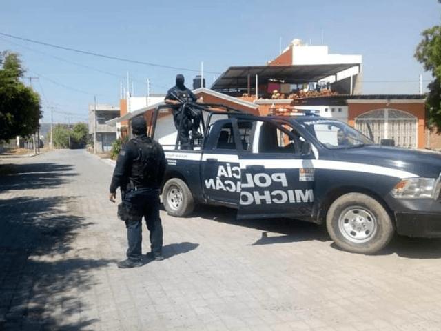Michoacan Police
