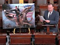Mike Lee, Regan, Velociraptorpng