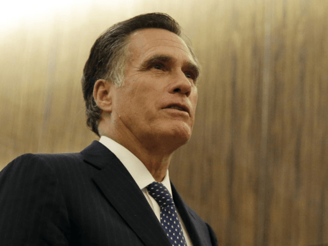 Mitt Romney failed to gain the necessary votes to bypass Utah's primary Senate election and will be pitted against Rep. Mike Kennedy for the Republican bid to replace seven-term Sen. Orrin Hatch. Photo by John Angelillo/UPI