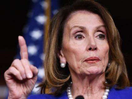 Nancy Pelosi (Mandel Ngan / AFP / Getty)