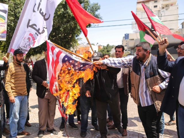 PFLP (Mahmud Hams / AFP / Getty)