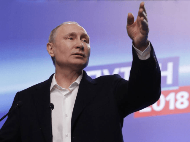 Russian President Vladimir Putin's plan to raise the standard of living in Russia will cost almost $400 billion, the government said in a report. File Photo by Yuri Gripas/UPI