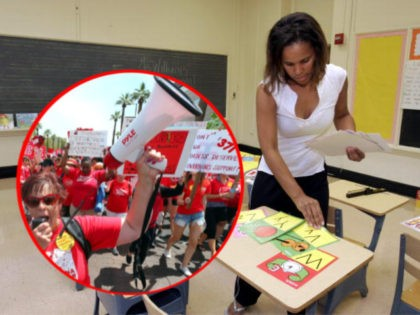 L.A. County: Elementary Schools No Longer Need Teacher Unions' Approval to Re-open
