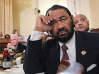 Rep. Al Green, D-Texas (AP Photo/Alex Brando
