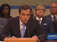Ben Stiller as Michael Cohen on SNL, 3/2/2019
