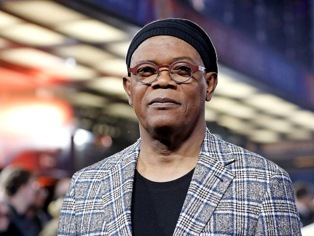 US actor Samuel L. Jackson poses upon arrival for the European gala premiere of the film 'Captain Marvel' in London on February 27, 2019. (Photo by Tolga AKMEN / AFP) (Photo credit should read TOLGA AKMEN/AFP/Getty Images)