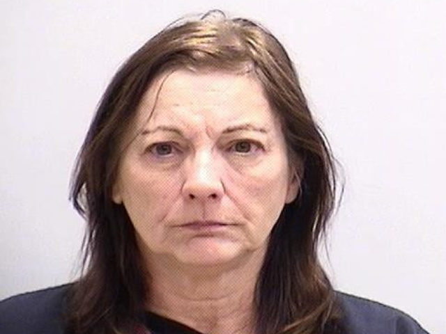 Suspect Sharon Fisher, courtesy of Bartow County Sheriff's Office.