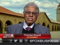 Economist Thomas Sowell: 'No Hard Evidence' That Trump Is Racist
