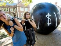 U.S. Student Loan Debt Remains at $1.7 Trillion, Average Owed $29,000