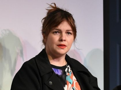 NEW YORK, NY - JUNE 07: Amber Tamblyn attend the Nasty Women Unite Festival on June 7, 2018 in New York City. (Photo by Nicholas Hunt/Getty Images)
